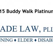 Thank You 2015 Buddy Walk Platinum Sponsor