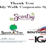 Thank You 2012 Buddy Walk Sponsors!